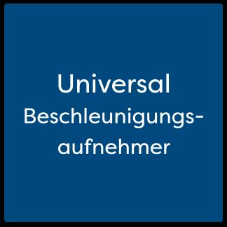 Universal Beschleunigungsaufnehmer