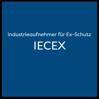 Industrieaufnehmer für Ex-Schutz IECEX