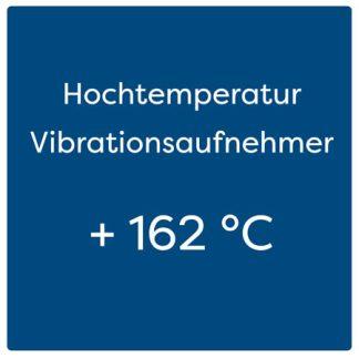 Hochtemperaturvibrationsaufnehmer bis +162 °C
